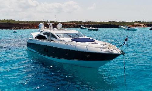 Image of Sunseeker Predator 82 for sale in Spain for £775,000 Mallorca, Spain