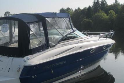 Monterey 245 Cruiser for sale in United Kingdom for £26,995