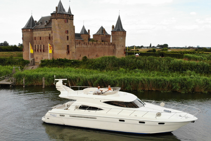 Sealine T52 for sale in Netherlands for €325,000 (£288,822)