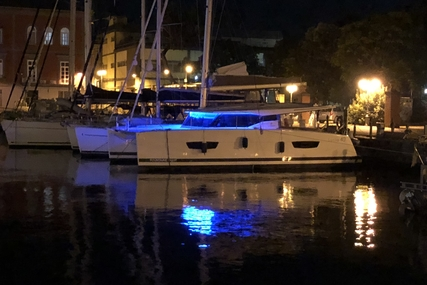 Fountaine Pajot (FR) Lucia40 for sale in Italy for €360,000 (£317,223)