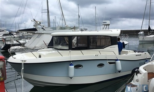 Image of Quicksilver CAPTURE 905 PILOTHOUSE for sale in Italy for €93,500 (£83,092) LA SPEZIA, , Italy