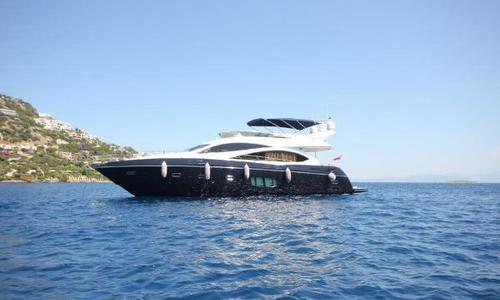 Image of Sunseeker Manhattan 70 for sale in Turkey for £875,000 Turkbuku, Turkey
