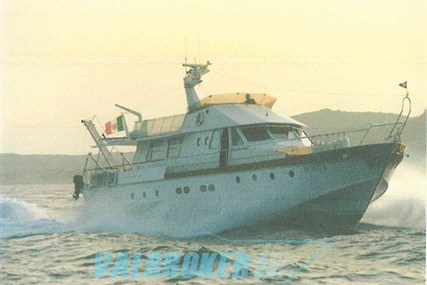 Baglietto 20 m for sale in Italy for €225,000 (£201,395)