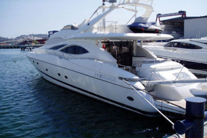 Sunseeker 84 for sale in Spain for £795,000