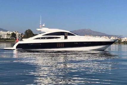 Princess V70 for sale in Spain for €700,000 (£628,253)