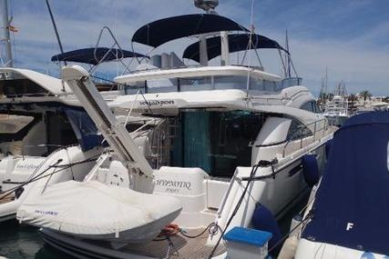 Fairline Squadron 58 for sale in Spain for €570,000 (£511,821)