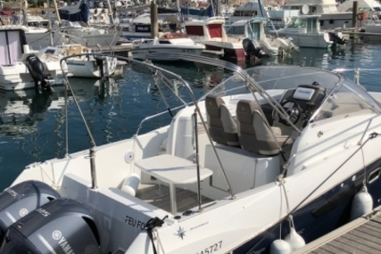 Jeanneau Cap Camarat 8.5 WA for sale in France for €82,900 (£72,825)