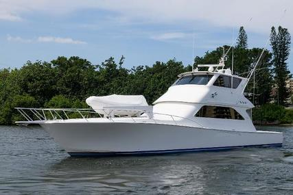 Viking Yachts 61 Enclosed Bridge for sale in United States of America for $949,000 (£762,445)
