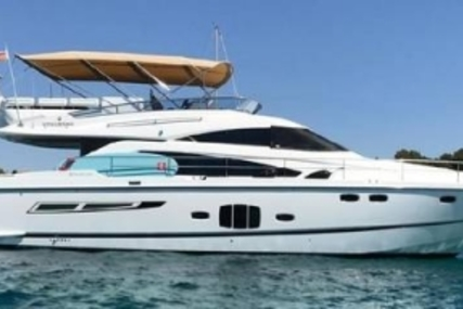 Fairline Squadron 55 for sale in Turkey for €550,000 (£485,141)