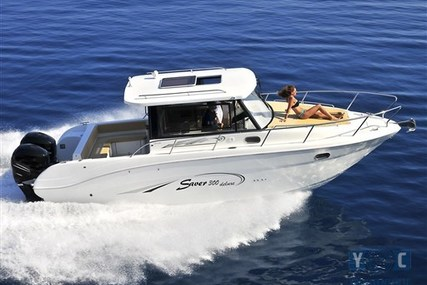 Saver 300 Deluxe for sale in Italy for €115,000 (£98,819)