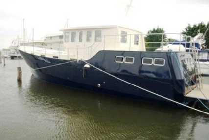 Custom Steel Custombuilt Steel 16 Houseboat for sale in United Kingdom for £215,000