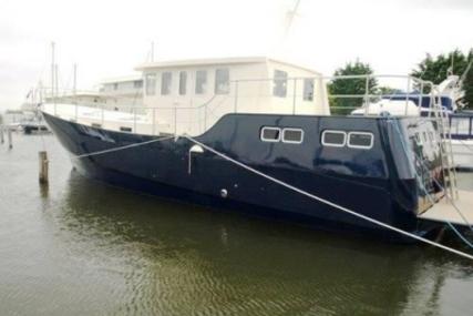 Custom Steel Custombuilt Steel 16 Houseboat for sale in United Kingdom for £215,000