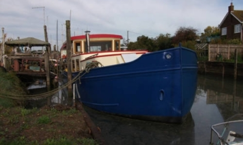 Image of Luxe Motor 18 BARGE for sale in United Kingdom for £120,000 SWALE, United Kingdom