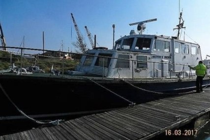 Custom Built 18 SURVEY HARBOUR LAUNCH for sale in United Kingdom for £37,500