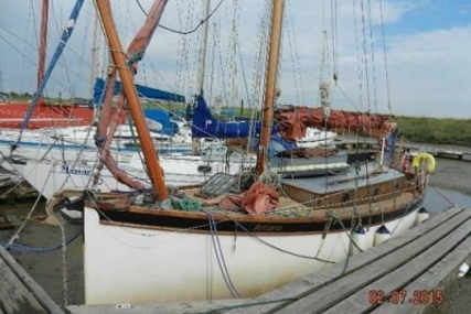 FALMOUTH BOATS FALMOUTH 9 QUAY PILOT for sale in United Kingdom for £24,000