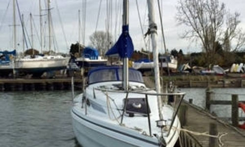 Image of Hunter 32 Channel for sale in United Kingdom for 27,950 £ LOWER HALSTOWK, United Kingdom