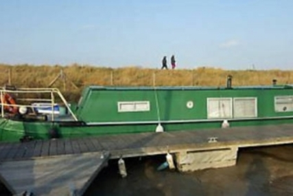 DUTCH BARGE LUXE 50 STEEL for sale in United Kingdom for £44,950