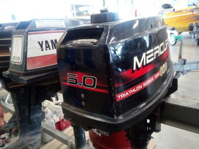 Mercury Yamaha Johnson Suzuki 5 x Buitenboord motor outboard