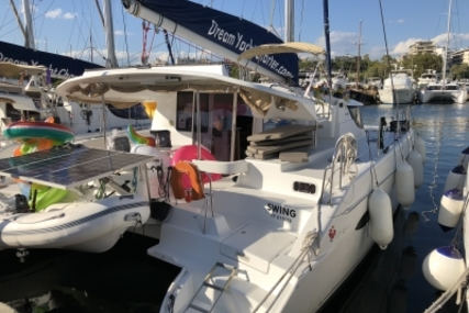 Fountaine Pajot Lipari 41 for sale in Greece for €190,000 (£171,428)