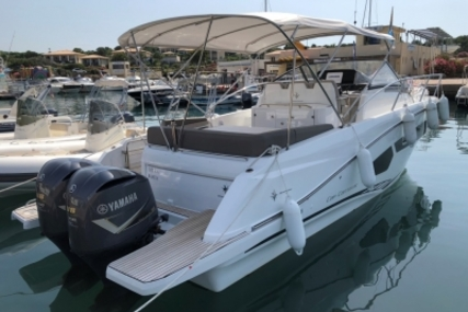 Jeanneau Cap Camarat 10.5 WA for sale in France for €169,000 (£149,330)