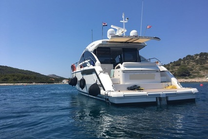 Fairline Targa 50 Gran Turismo for sale in Croatia for €585,000 (£523,509)