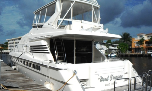 Image of Fairline Squadron 65 for sale in United States of America for $199,000 (£159,880) Fort Lauderdale, Florida, United States of America