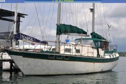 Harstill 46 for sale in Guatemala for $75,500 (£59,435)