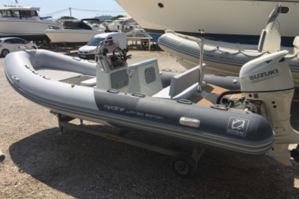 Zodiac 580 Medline for sale in France for €26,500 (£23,737)