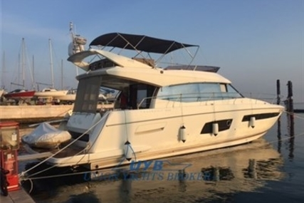 Prestige 550 for sale in Italy for €630,000 (£565,677)