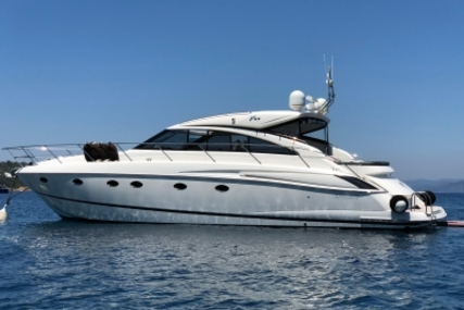 Princess V53 for sale in France for €440,000 (£391,021)