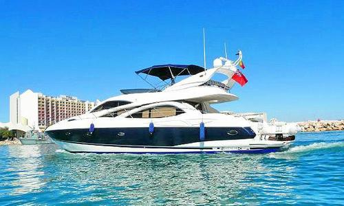 Image of Sunseeker Manhattan 64 for sale in Spain for €425,000 (£386,216) Costa del Sol, , Spain