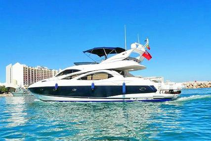 Sunseeker Manhattan 64 for sale in Spain for €425,000 (£381,944)