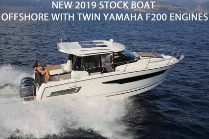 Jeanneau Merry Fisher 895 Offshore - New 2019 for sale in United Kingdom for 125.990 £