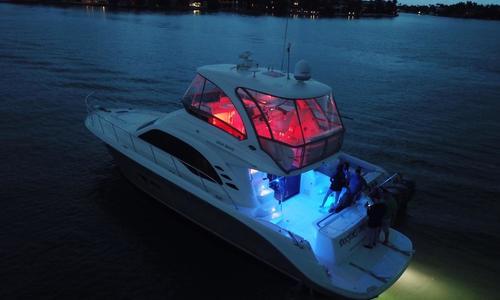 Image of Sea Ray Sedan Bridge for sale in United States of America for $468,000 (£368,127) Miami, FL, United States of America