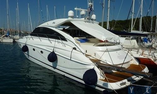 Image of Princess V53 for sale in Croatia for €390,000 (£346,889) Croazia, Croatia