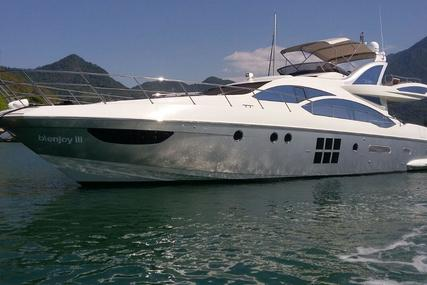 Azimut Yachts 72S for sale in Brazil for $2,150,000 (£1,635,043)
