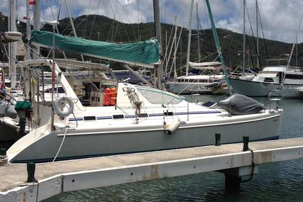 Admiral 38 for sale in Puerto Rico for $189,900 (£146,645)