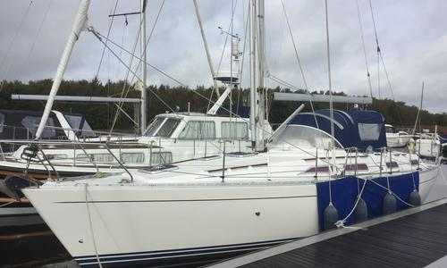 Image of Moody 38 CC for sale in United Kingdom for £84,500 Beaulieu, Hampshire, , United Kingdom