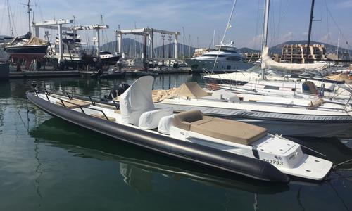 Image of Fabio Buzzi 38 RIB for sale in France for €125,000 (£111,965) St Tropez, , France