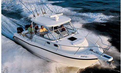 Image of Boston Whaler 305 Conquest for sale in France for €85,000 (£76,321) Grimaud, , France