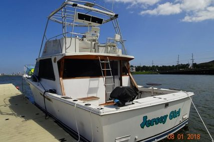 Jersey 40 Sport Fisher for sale in United States of America for $13,500 (£10,263)