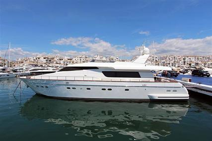 Sanlorenzo Sl82 for sale in Spain for €1,800,000 (£1,602,878)