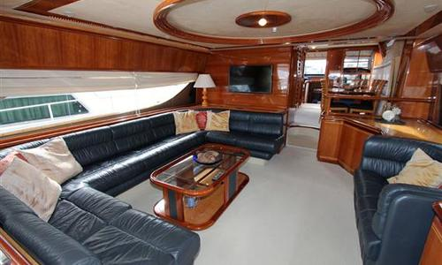 Image of Ferretti 80' for sale in Spain for €895,000 (£804,957) South, , Spain