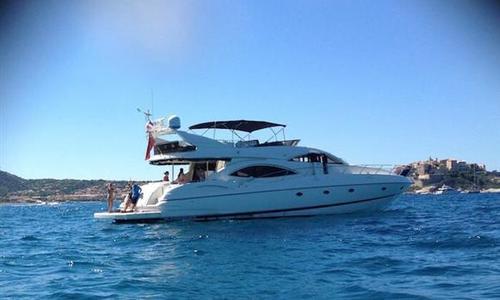 Image of Sunseeker Manhattan 74 for sale in Italy for €550,000 (£493,628) Nesebar, , Italy