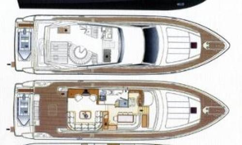 Image of Ferretti 680 for sale in Spain for €550,000 (£494,667) Spain