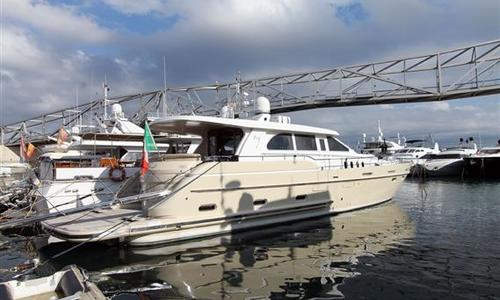 Image of Pacific Shipyard Prestige 200 for sale in Spain for €890,000 (£784,888) Barcelona, , Spain