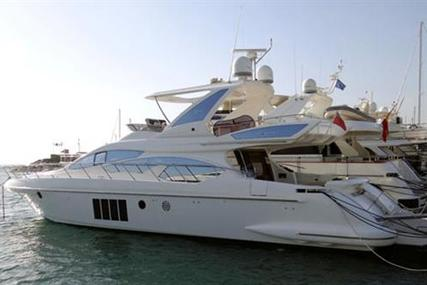 Azimut Yachts 64 Fly for sale in Spain for €1,350,000 (£1,203,048)