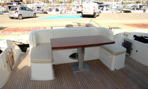 Image of Azimut Yachts 64 Fly for sale in Spain for €1,350,000 (£1,195,420) Barcelona, , Spain