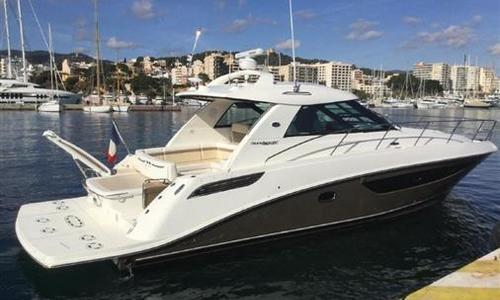 Image of Sea Ray 450 Sundancer for sale in Spain for €390,000 (£346,587) Mallorca - , Spain
