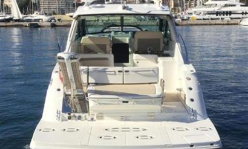 Image of Sea Ray 450 Sundancer for sale in Spain for €390,000 (£351,938) Mallorca - , Spain